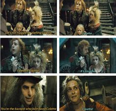 Les Miserables :)