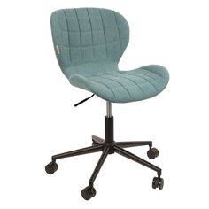 Zuiver OMG Bureaustoel - in t grijs