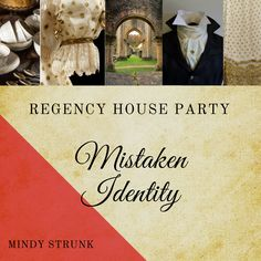 Mistaken Identity - Can they really fall in love when she thinks he is someone else?