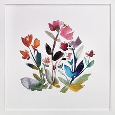 island wildflowers no.3 by Kiana Mosley at minted.com