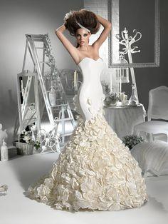 Wedding dress by Maria Karin - MKC 201203