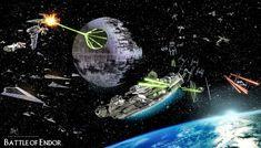 starwars episode6 endor