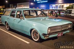 HK Kingswood Wagon mine was Arctic White with red upholstery