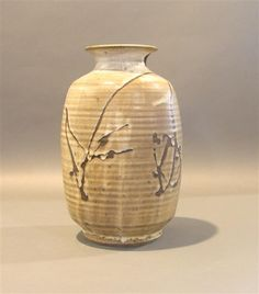 Artwork by Wayne Ngan, A Wayne Ngan studio art pottery vase, Made of Pottery