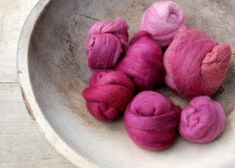 lil fish studios: dyeing with lobster mushrooms part III