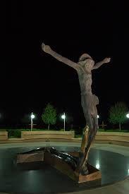 The Risen Cross in Medjugorje