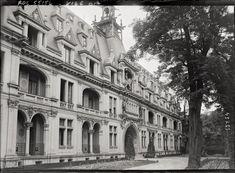 160 le chateau fran ois 1er de villers cotter ts france for Grand hotel de paris madrid