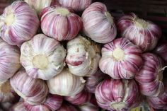 NATIONAL GARLIC DAY (April 19) time to pay homage to those pungent cloves so go ahead and crush one into your favorite savory dish.