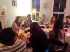 #Thanksgiving #dinner #dinnerparty #hosting #family #food