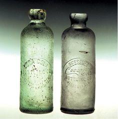 Hutchinson Coca Cola Bottles, date unknown