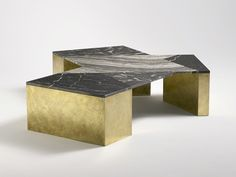 Brian Thoreen, 'Mixed Marble Coffee Table', 2015
