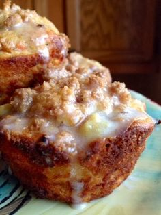 A Frosty Winters Morning Glory Muffins - The Cozy Little Kitchen