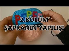 Samyelinin Örgüleri: Ücretsiz Amigurumi Videoları / Free Amigurumi Videos Double Crochet, Single Crochet, Design Youtube, Free Blog, Crochet Toys, Free Pattern, Diy And Crafts, How To Make Money, Baby Shower