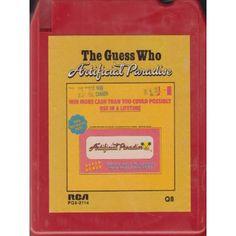 The Guess Who: Artificial Paradise (Quadraphonic)