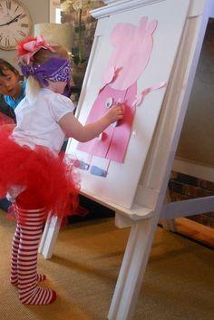 5 ideas fáciles para el cumpleaños de Peppa Pig – Luciernága Tarjetería