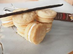 Food Pusher: Swedish Cream Cookies