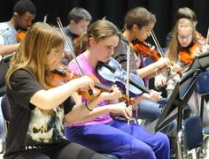 Mon Valley schools honored for commitment to music education   TribLIVE
