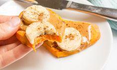 The Sweet Potato Toast Trend   http://www.huffingtonpost.com/entry/sweet-potato-toast-recipes_us_58ab3d61e4b0a855d1d8ab68?m91tmuswiijrwwmi&section=us_taste