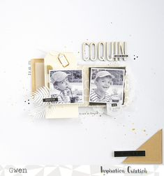 Inspiration Création Blog: Coquin {By Gwen}