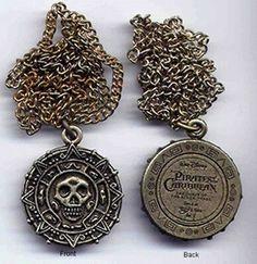 Pirates of the Caribbean Promo Cursed Aztec Skull Medallion Coin Ring Disney Caribbean Art, Pirates Of The Caribbean, Geek Jewelry, Disney Jewelry, Jewellery, Jack Sparrow Tattoos, Tia Dalma, Jack Sparrow Cosplay, Coin Ring