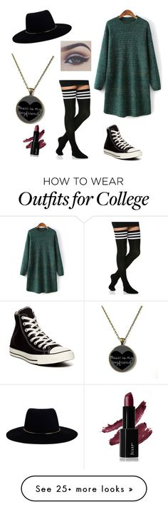 """""""Untitled #1"""" by notyourpuppet on Polyvore featuring Converse and Zimmermann"""