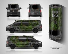 The approved scuffed camouflage full wrap design for Camper T5 👍 Design by TTStudio.ru #ttstudioru #folienfx #vw #camper #camo #camouflage #cracked #rusty #military #design #wrapdesign #carwrapdesign #wrapdesign #tuning #oldlook #scuffed #dirtydesign #wrapped #carwrap #wrapping #wrap #carwraps #vinylwraps #carwrapping #vinylwrap #folie #foliedesign #foliecardesign #carfolie #vehiclewraps Car Folie, Vw Camper, Car Wrap, T5, Camouflage, Wrapping, Pasta, Military, Design