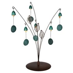 Woodstock Chimes Flower Bells Meadow Table Top Percussion Chime. Save 20% or more from Sierra Trading Post with coupon codes here: www.couponfinder.com/s/3291/Sierra-Trading-Post-coupons?xtrnl=pinterest
