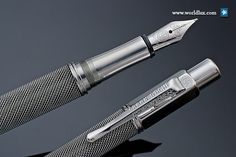 Pen is mightier than the sword, especially in this case