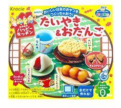 Let's Make a Snack of Japan Taiyaki & Odango Kracie http://www.amazon.com/dp/B012ILE8GU/ref=cm_sw_r_pi_dp_CRqTwb0GHB94X