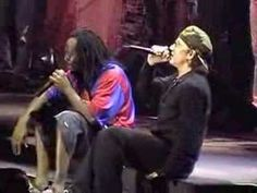 Redemption song #Bono and #Wyclef Jean