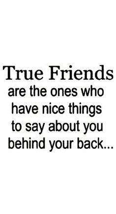 Friends, hope so