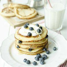 Sweets Cake, Pancakes, Breakfast, Recipes, Lisa, Basket, Morning Coffee, Recipies, Pancake