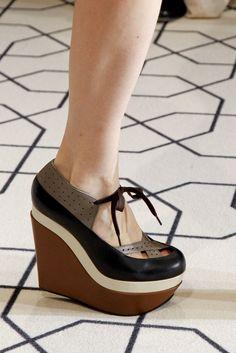 Marni Fall 2011 #shoes