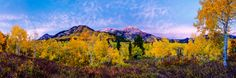 Mt. Timpanogos Panorama. I just made a metallic print of this 6 feet by 2 feet. It looks amazing!