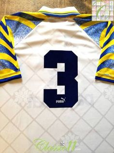 1995 96 Parma Home Football Shirt Benarrivo  3 (XL) ccbd22ae5