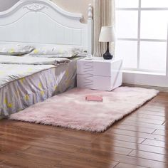Faux Sheepskin Rug Pink Carpet, Beige Carpet, Patterned Carpet, Modern Carpet, Carpet Colors, Wool Carpet, Orange Carpet, Plush Carpet, Brown Carpet