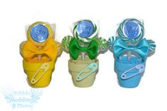#Babyshower #Candy #Babyboy #Itsaboy #Boybabyshower #etsy #edibleweddings #favors Lollipop Baby Boy Shower Favor Edible Favor Baby by EdibleWeddings, $4.25