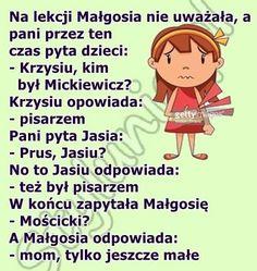 Demotywatory.pl Funny Memes, Jokes, Shakira, Haha, Comedy, Funny Pictures, Humor, Fanny Pics, Husky Jokes