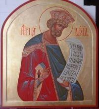 David the Prophet, by Vyacheslav Mikhailovsky
