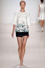 Erin Fetherston - New York Fashion Week : spring/summer 2015