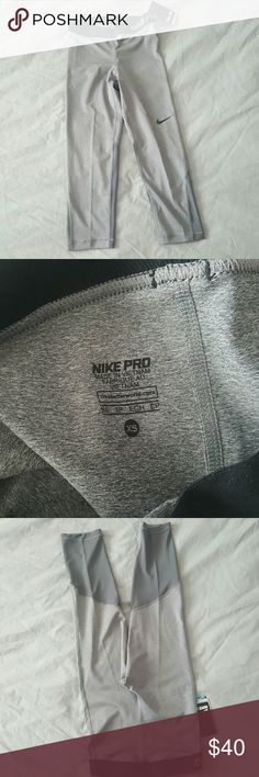 Gray Nike Hypercool Series Nike Pro Tights Nwt. I have 2 size xs and 1 size small. Nike Pants Leggings
