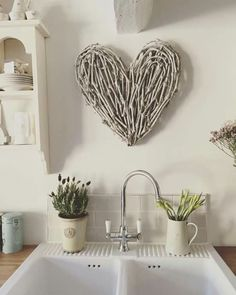 Country kitchen details