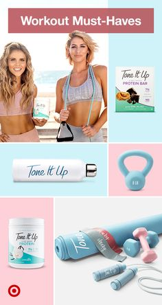 Crush fitness goals with the right workout plan & gear. Find resistance bands, kettlebells & home gym must-haves. Fitness Goals, Fitness Motivation, Health Fitness, Gym Workouts, At Home Workouts, Butt Workout, Yoga, Sport Treiben, Tone It Up