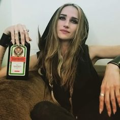"""Seek out the Master Hunter, he's never hard to find."" Did you know that the Huntress song 'Black Tongue' on our new album Static is inspired by Jägermeister? Huntress has been a Jäger Music band since 2012. #huntress @huntresskills @jagermeisterusa #jagermusic #jagermusic #blacktongue #whoreclaws @napalmrecordsofficial"
