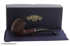 TobaccoPipes.com - Savinelli Tre 601 Tobacco Pipe - Rustic, $80.00 (http://www.tobaccopipes.com/savinelli-tre-601-tobacco-pipe-rustic/)