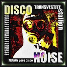 Tranny Goes Disco / Disco Versus Noise by TRANSVESTITEstallion - the experimental dada Electro ART Noise Glitch Band, released 14 December 2009 none what so ever! Fluxus Art, Dada Art, Glitch, Mixed Media, Geek Stuff, Band, Geeks, Futuristic, Music
