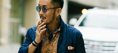 Street Style Gallery: New York Fashion Week: Men's SS16 - http://www.fashionbeans.com/2015/street-style-gallery-new-york-fashion-week-mens-ss16/