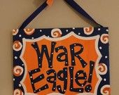 I need to make one of these. War Eagle!