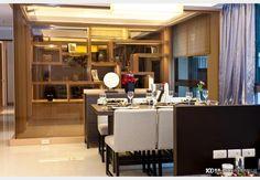 原美館--美式現代 生活美學_美式風設計個案—100裝潢網 Conference Room, Table, Furniture, Home Decor, Decoration Home, Room Decor, Tables, Home Furnishings, Home Interior Design
