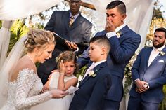 Sarah & Brandon's family-focused wedding at Oyster Bay Yacht Club, Amelia Island, FL | Stout Photography